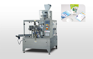 Bath Salt packing machine